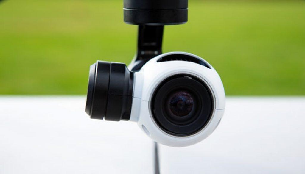 Drones profesionales termografía aérea y grabaciones RAW
