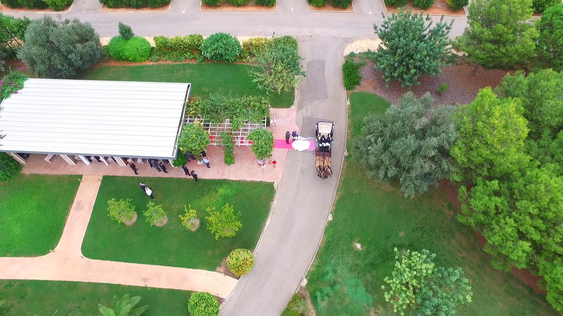 Un dron en tu boda: 5 razones para todo evento.