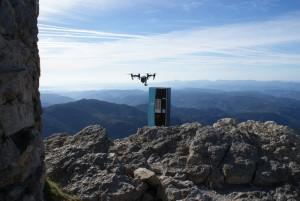 Skydron, drones en eventos