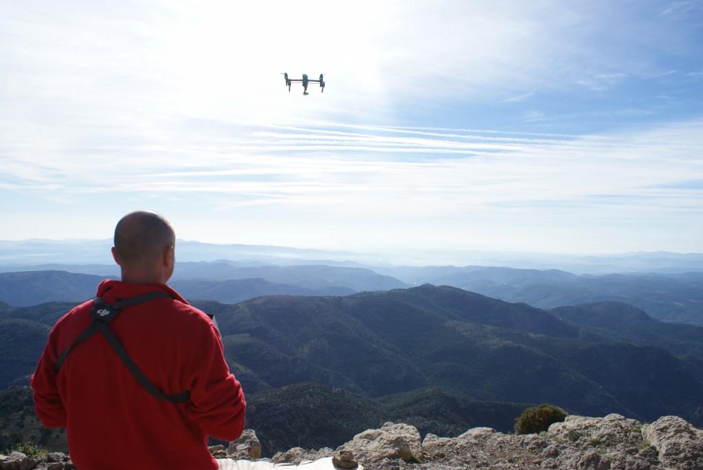 drones en valencia eventos