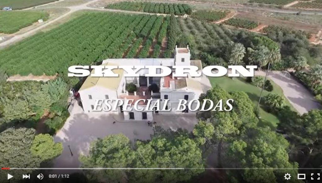 Fiesta y Boda Drones Valencia