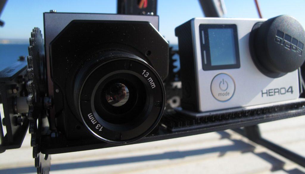 drones para termografía aérea aplicada