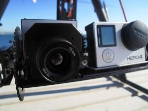 drones para termografía aérea aplicada y Grabaciones aéreas con drones