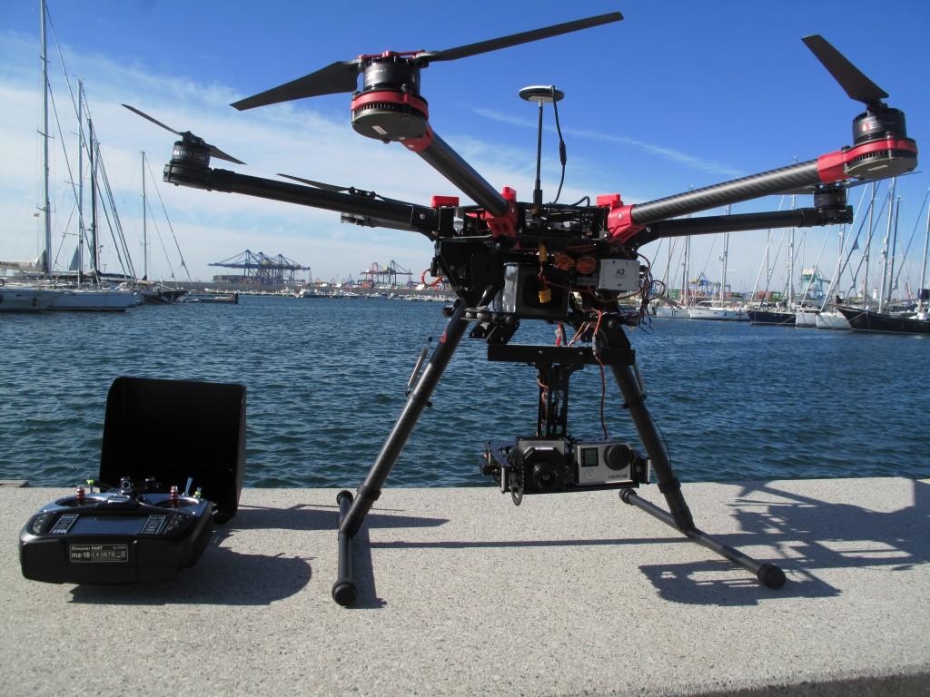 Una legislación para drones que no termina de despegar