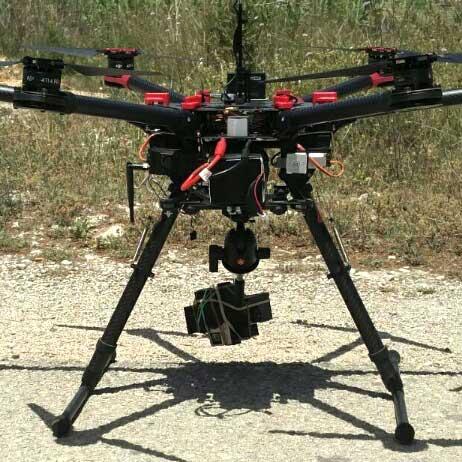 grabacion 360 con drones