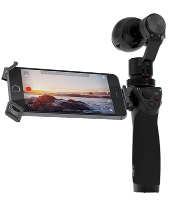 Drones con cámara HD España DJI Osmo