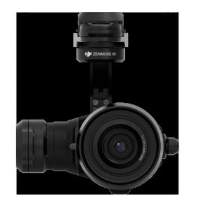 Drones con cámara HD España Zenmuse X3
