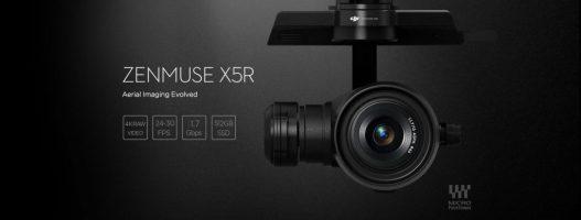 Drones con cámara HD Zenmuse x5r