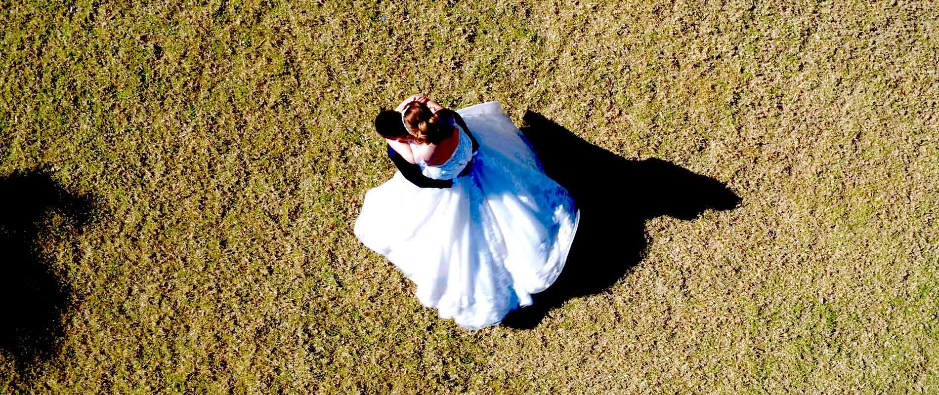 Grabación con drones para bodas y particulares