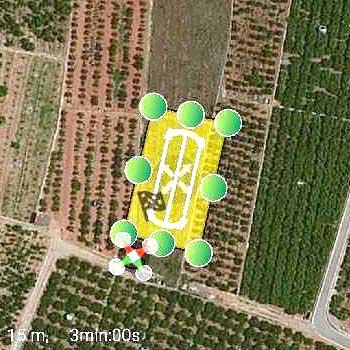 Supervisión aérea con drones de construcciones y obra civil