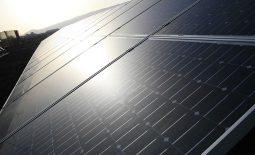 Termografía aérea para paneles solares fotovoltaicos