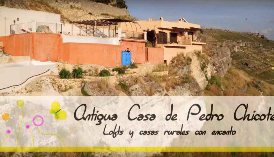 Vídeo y fotografía para Casas rurales con Drones.
