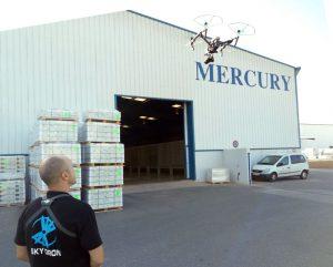 Vídeos corporativos y de empresa con drones
