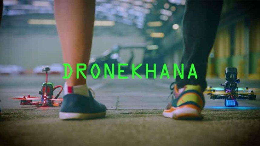 Dronekhana, los mejores drones para la mejor gymkana