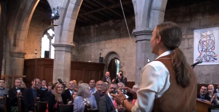 Tres vídeos de bodas con drones que no te dejarán indiferente