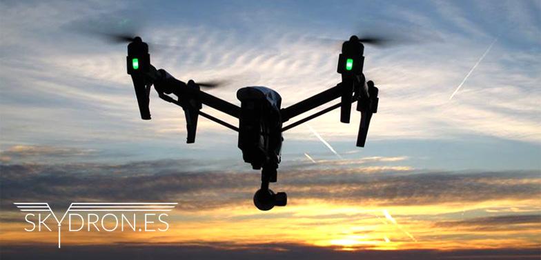Normativa y legislación drone en España