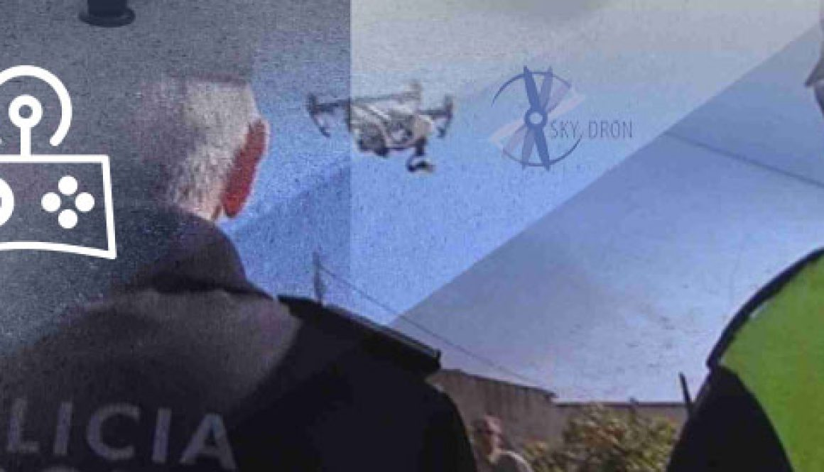 Drones para la sociedad civil, usos profesionales