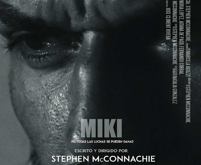 Skydron.es participó en el rodaje de MIKI, cine 100% nuestro