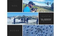 Vídeos con drones para rodaje de películas, publicidad o video-clips