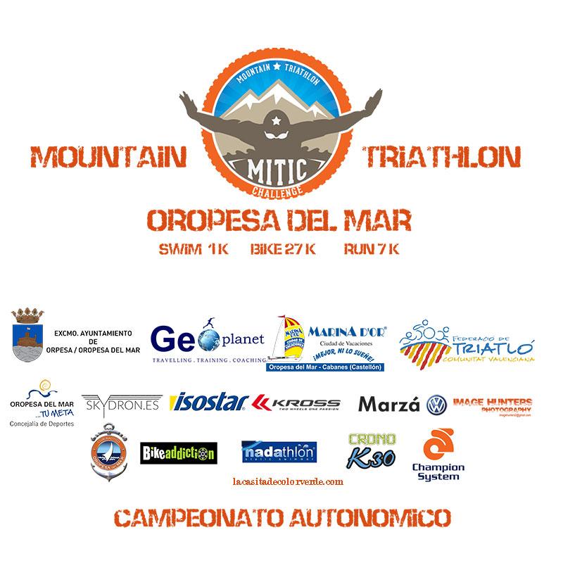 Mitic Triathlon Oropesa del Mar colabora SKYDRON.ES
