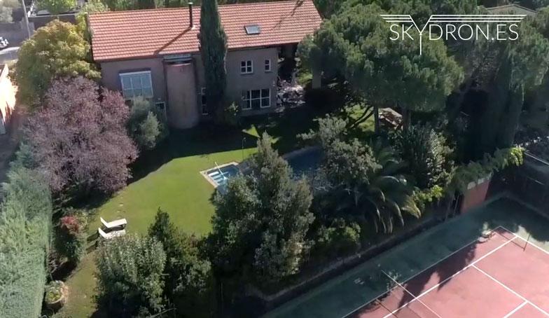 Vídeos de promoción inmobiliaria por SKYDRON