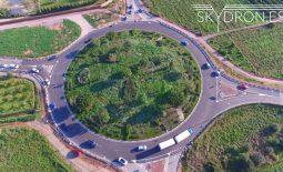 Inspección infraestructuras con drones