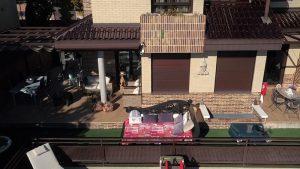Grabación con drones para inmobiliarias de grandes fincas, viviendas, alto standing y lujo 08