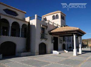 Grabación con drones para inmobiliarias de grandes fincas, viviendas, alto standing y lujo 09