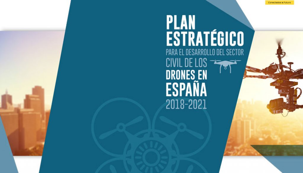 Plan estratégico drones sector civil
