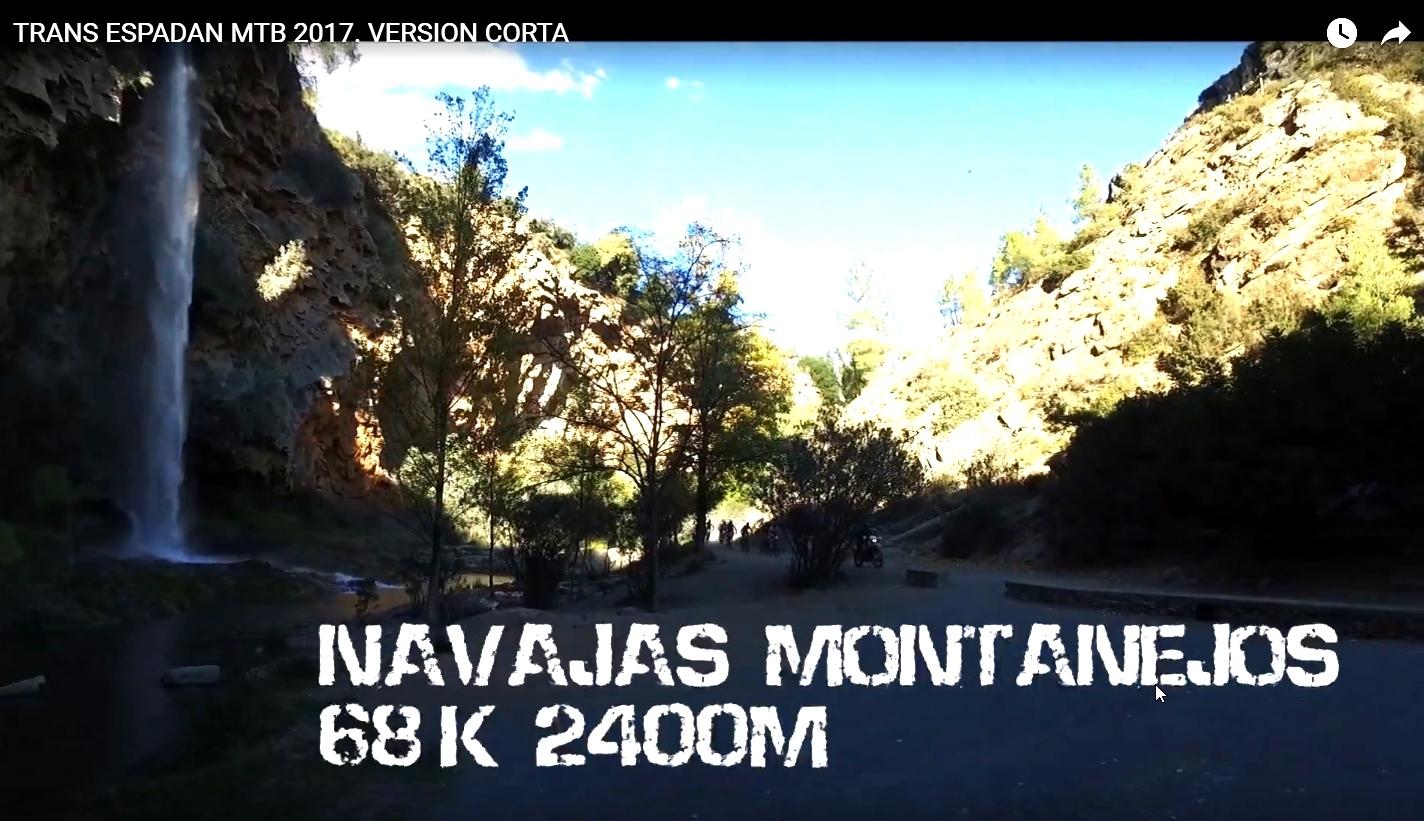 Trans Espadan Mountain Bike: video largo y corto
