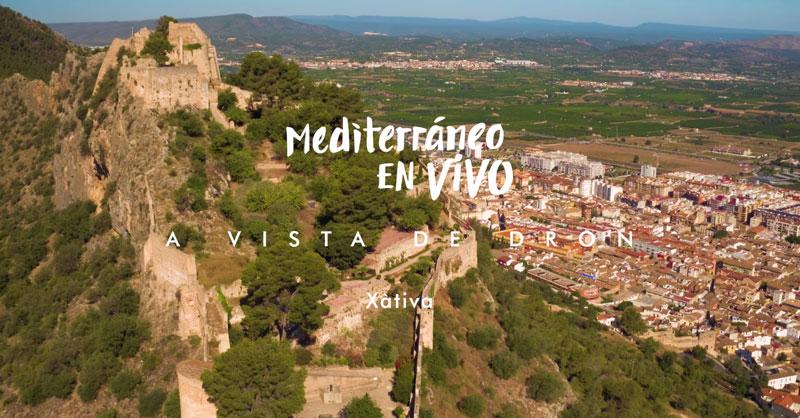 La Comunitat Valenciana a vista de dron
