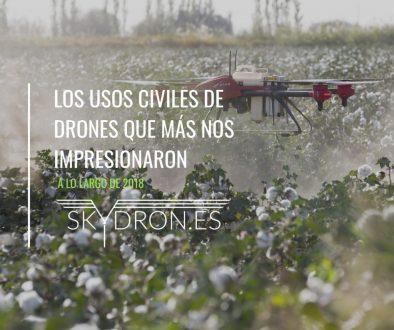 usos-civiles-drones-skydron-2018