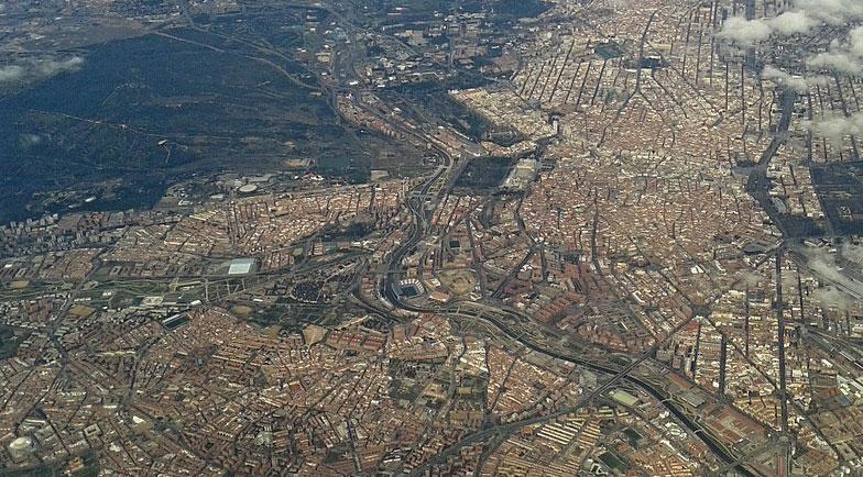 Empresa de Drones Madrid para grabación aérea y fotografía profesional