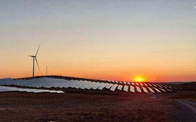 Termografías con más de 600w de potencia solar durante todo el año