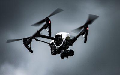 Qué es un dron y cómo funciona