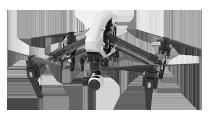 Dron DJI Inspire - Skydron Empresa de Drones Profesionales